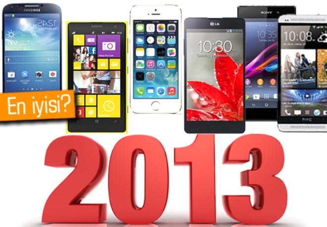 2013'ün En İyi Akıllı Telefonu Hangisi?