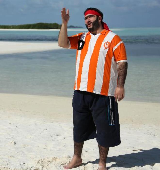 Recep İvedik Survivor Adası'nda