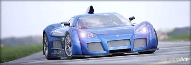 Karşınızda En Hızlı Süper Arabalar