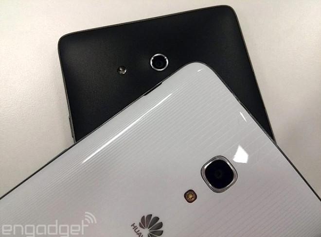 Huawei Ascend Mate 2'den Yeni Fotoğraflar