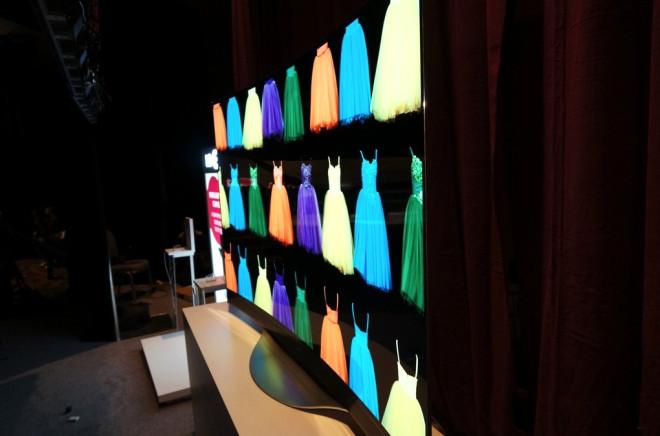 Ces 2014: Lg'den Yeni 77 İnç Kavisli Oled Tv