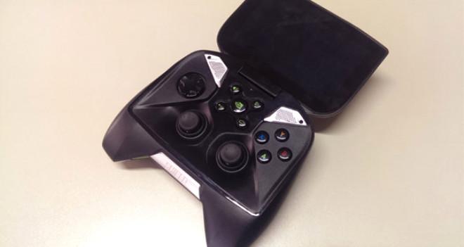 Nvidia Shield'in Fotoğrafları