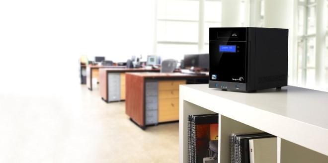 Seagate Business Storage Windows Server 4-bay Nas