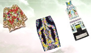 Galeri: Bu Yaz Çiçek Tabloları Giysilerde