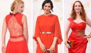 Galeri: 66. Emmy Ödülleri Töreninde Şıklık Yarışı