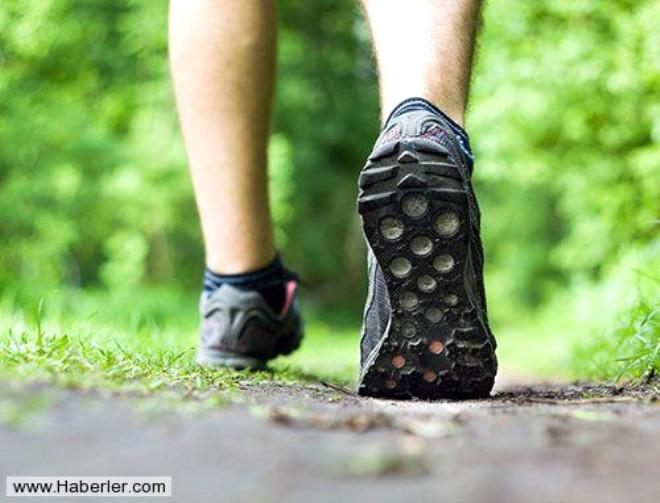 Yürümenin Sağlığa 20 Faydası
