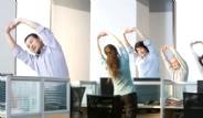 Galeri: Evde ve Ofiste Egzersiz Yapın Sağlıklı Kalın