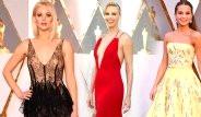 Galeri: Oscar Ödüllerinde Şıklık Yarışı