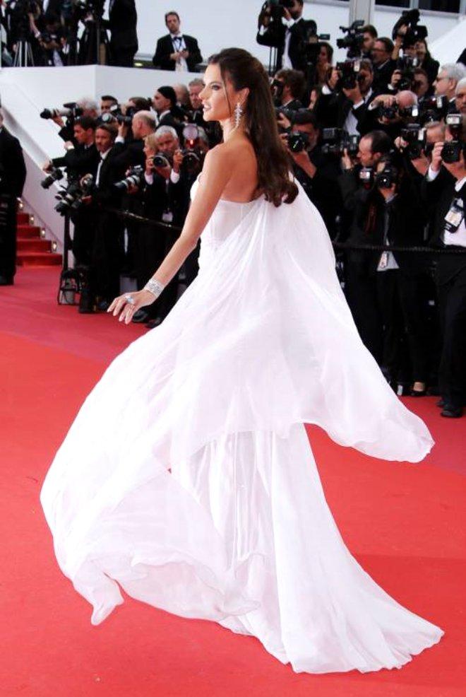 72. Cannes Film Festivali Ünlüler Geçidine Döndü