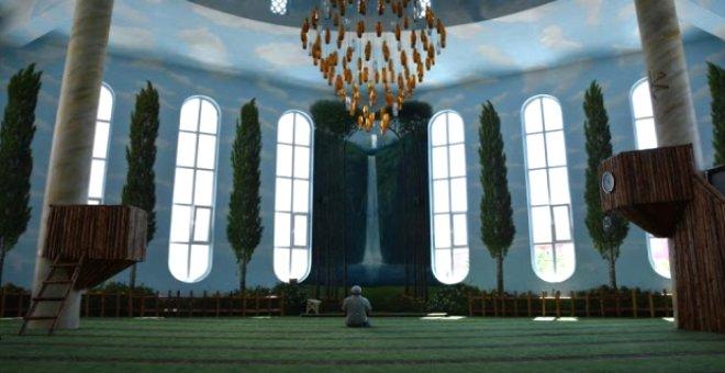 Bakara Suresi'nden Esinlenilerek Yapılan Cami