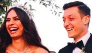 Galeri: Amine Gülşe ve Mesut Özil'in düğünü ünlü akınına uğradı