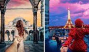 Galeri: Dünyanın takip ettiği çiftten harika paylaşımlar