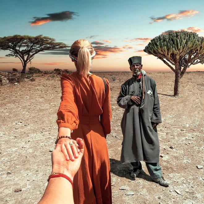 Dünyanın takip ettiği çiftten harika paylaşımlar