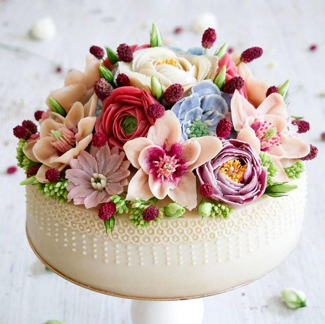 Pasta tasarımında son nokta: Vegan pasta