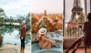 Galeri: 7 yıldır dünyayı tek başına gezen maceracı kadın