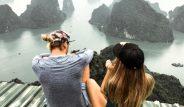 Galeri: Risk tutkunu fenomen çiftin inanılmaz paylaşımları