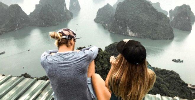 Risk tutkunu fenomen çiftin inanılmaz paylaşımları