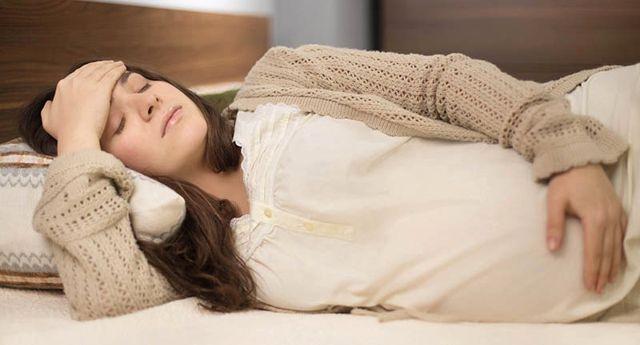 Haber: Hamilelikte En Rahat Uyku Pozisyonları