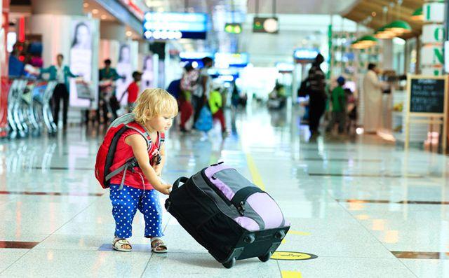 Haber: Çocukla Seyahate Çıkarken Bunlara Dikkat!