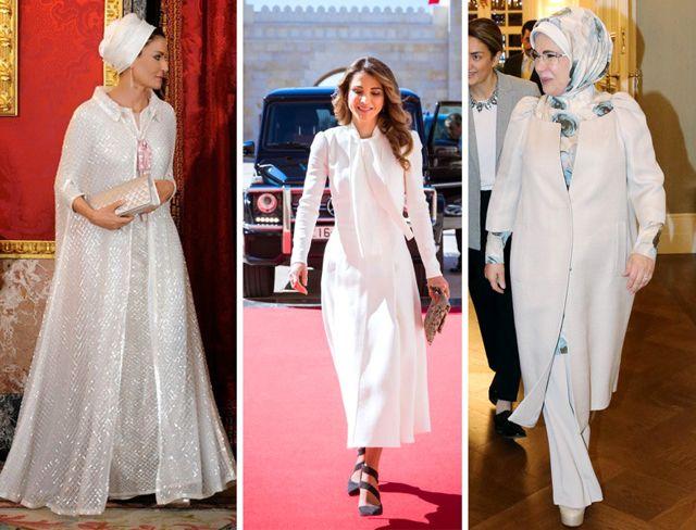 Haber: First Lady'lerden İlham Veren Görünümler