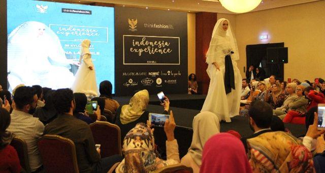 Haber: Tarihin Kapısı Aralandı: 2 Büyülü Şehir Jakarta ve İstanbul Moda Rüzgarında  Buluştu