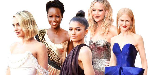 Haber: Oscar Töreni Kırmızı Halısından En Şık Görünümler