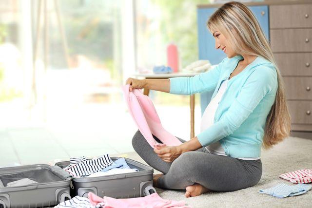 Doğum Çantası 2 Hafta Önceden Hazır Olmalı