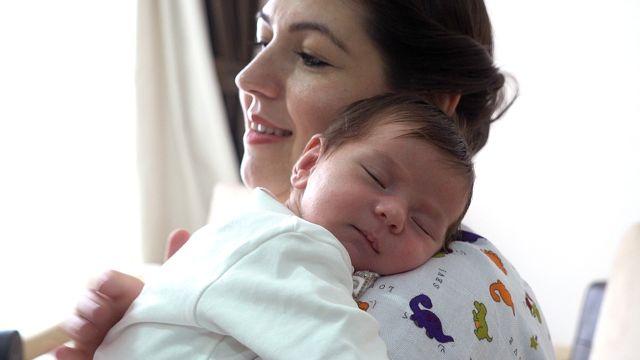 Haber: Bebeğinizi I Love You Masajı İle Sakinleştirin