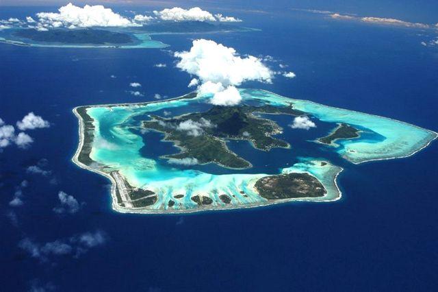 Saklı Cennet: Bora Bora Adası