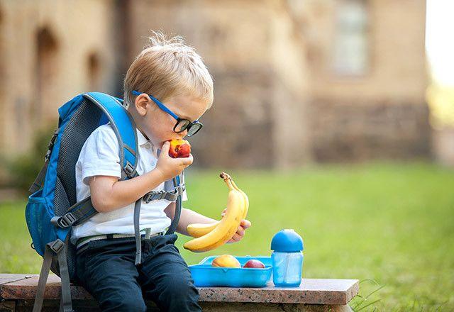 Haber: Okul Çağındaki Çocuklar İçin 5 Sağlıklı Beslenme Önerisi