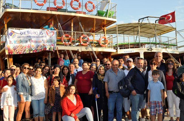 Haber: Kültür ve Turizm Bakanlığı İşçileri Muğla'da Buluştu
