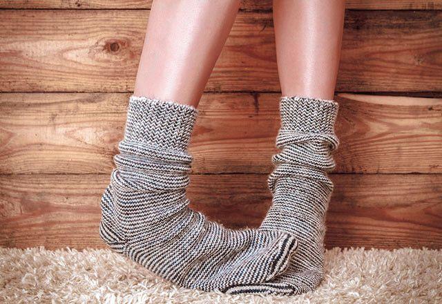 Haber: Ayaklarınız Sürekli Üşüyorsa Dikkat!