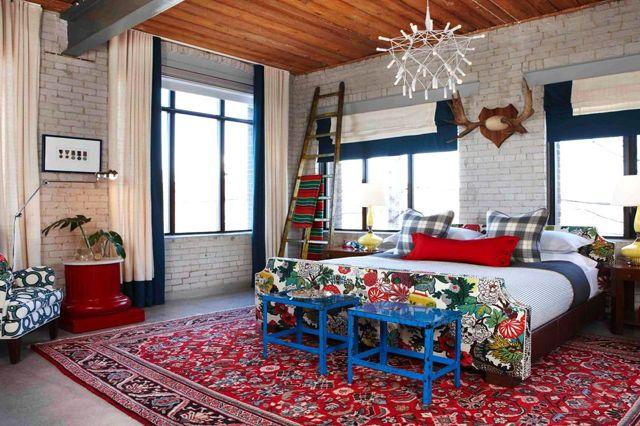 Farklı Tarzları Bir Araya Getiren Ev Dekorasyonu: Eklektik Stil