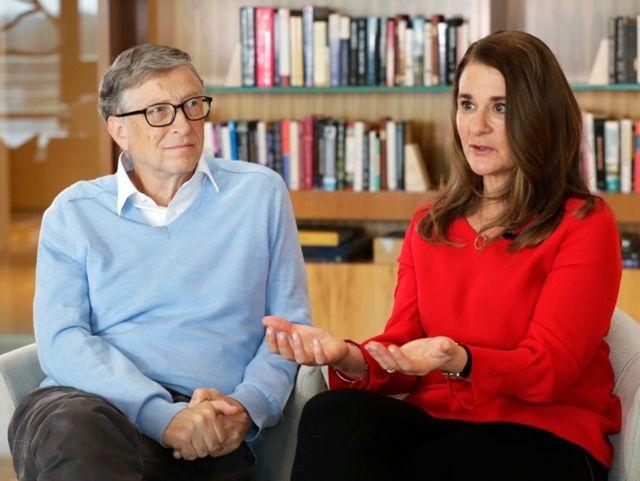 Haber: Bill Gates'in Eşi Melinda Gates'ten Mutlu Evliliğin Sırları