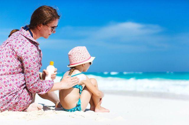 Haber: Çocuklar için güneş kremi seçimi nasıl yapılır?