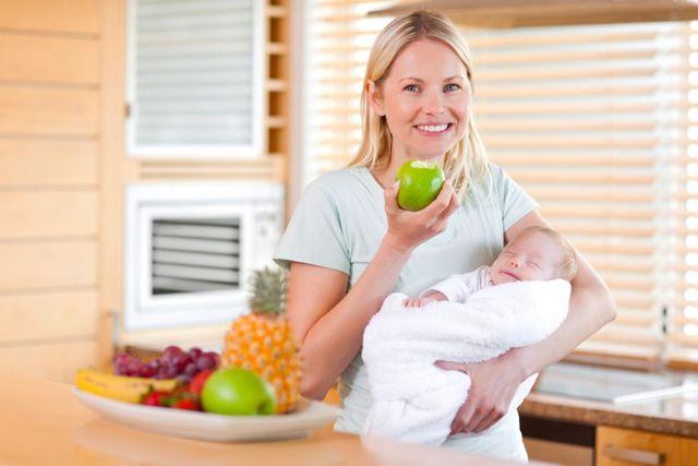 Doğumdan sonra anneler nasıl beslenmeli?
