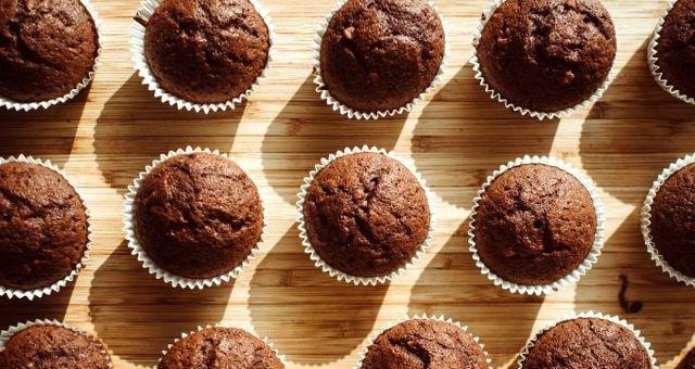 Haber: Çocuklar çok sevecek! Kakaolu çikolatalı muffin
