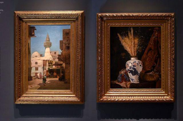 Görünenin ötesinde Osman Hamdi Bey sergisi