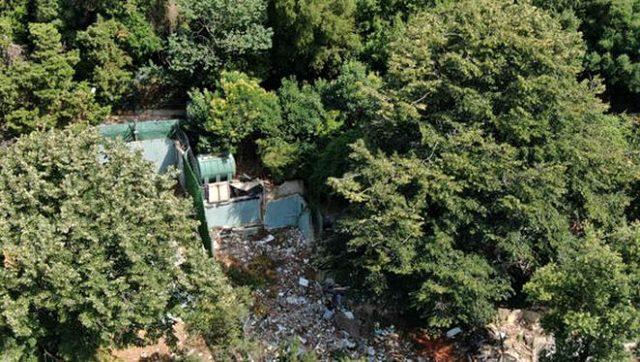 Adnan Oktar'ın evinin son hali görüntülendi Haberi ...