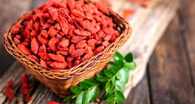Mucize besin goji berry ve 10 inanılmaz faydası