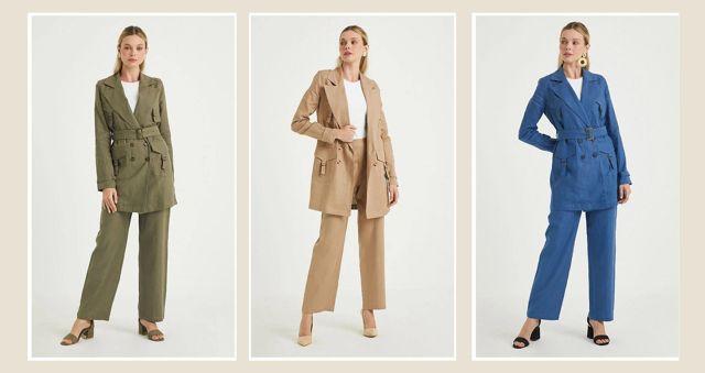 Haber: Ofis şıklığında ölçülü giyime minimal dokunuşlar