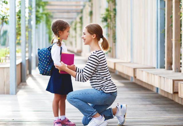 Haber: Anne babalara okulda ilk gün rehberi!